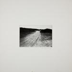 Untitled [Fork in the Dirt Road]; Brown, Dean; 1965; 1978:0027:0001