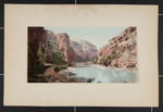 Echo Cliffs, Grand River Canon; Detroit Photographic Co.; ca. 1897-1905; 1981:0065:0008