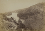 Lake From Eagle Cliff; Loeffler, J.; 1870; 1978:0131:0001