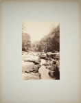 Strid on the Wharfe; Valentine, James; ca. 1860-1900; 1979:0060:0004