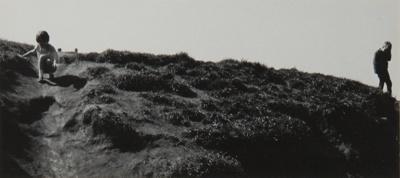 Untitled [Two children]; Kramer, Arthur; 1968; 1979:0179:0001