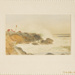 Untitled [Lighthouse]; Thompson, Fred; ca. 1900s; 1986:0024:0006