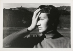Untitled [Woman with hand to head]; Gibson, Ralph; 1972; 1972:0028:0001