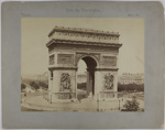 Arc de Triomphe; Unknown Photographer; ca.1880; 1979:0141:0005