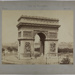 Arc de Triomphe; Unknown Photographer; ca.1880; 1979:0141:0005