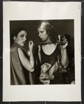 Untitled (Two Young Women at a Party); Fink, Larry; 1975; 2000:0134:0001