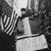 New York City — Loyalty Day — April 1967; Fernandez, Benedict J.; 1967; 1971:0367:0001