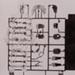 [transparent man and bones]; Bishop, Michael; 1971-74; 2000:0058:0002