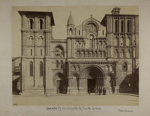 Facade of the Church of Sainte Croix; Unknown Photographer; ca.1880; 1979:0141:0010