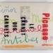 Le carnet des carnets; Picasso, Pablo, Duhamel, Marcel; Z232.5 .D184 Pi-No