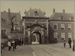 The Old Gate, The Hague; Unknown Photographer; ca.1890; 1978:0095:0015