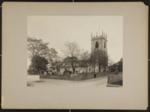 [Church and graveyard]; Burbank, A. S. (Alfred Stevens); 1892; 1977:0073:0020