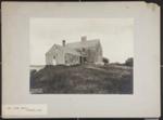 John Alden House, Duxbury, 1653; Burbank, A. S. (Alfred Stevens); 1892; 1977:0073:0004
