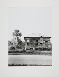 Untitled [Abandoned house]; Fichter, Robert; ca. 1967; 1971:0437:0001