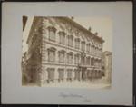 Palazzo Madama, Rome; Fratelli Alinari; ca. 1890; 1979:0116:0012