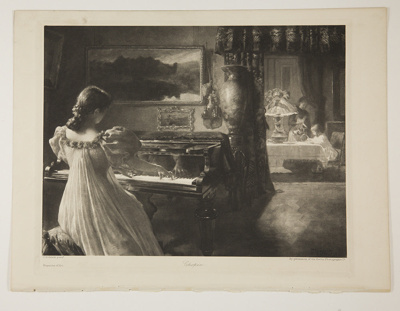 Chopin; Bredt, Ferdinand Max; Berlin Photographic Co.; ca.1896; 1978:0114:0001