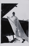 Untitled [Woman posing]; Laughlin, Clarence John; 1957; 2011:0019:0015
