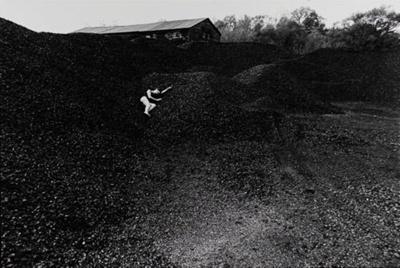 Coal Mime; Frajndlich, Abe; 1974; 1976:0032:0009