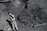 Boy in Pit; Cohen, Mark; April 1971; 2000:0099:0001