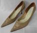 Women's Shoes; 1960s; 5993