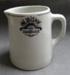 Milk Jug, W Doak Port Macquarie; Grindley Hotel Ware Co.; c1930; 2005.90