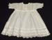 Baby's Dress; 2017.100