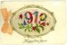 Greeting Card, Happy New Year; 1919; 1714