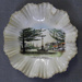 Souvenir Plate, Port Macquarie Soldiers Memorial; Shelley; 1923; 2013.45