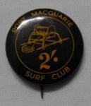 Badge, Port Macquarie Surf Club; 2017.20