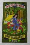 Souvenir Tea Towel, Fantasy Glades Port Macquarie NSW; 1980s; 2013.95