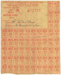 Meat Ration Card issued to H. Warlters; 1948; 2014.17