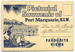 Postcard, Pictorial Souvenir of Port Macquarie NSW; Murray Views; 1950s; 2014.81