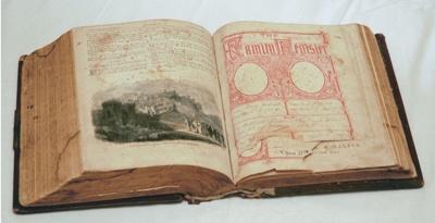 Woodlands Family Bible; Cassell, Petter & Galpin; c1859; 18.85
