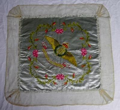 Cushion Cover; 1917; C116