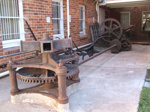 Sugar Crushing Mill; c1871; 2008.11