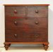 Chest of Drawers; c1880; 58.90b