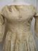 Wedding Dress, Isabella Fenwick, nee Jobling; 1846; 2016