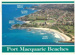 Postcard, Port Macquarie Beaches; Bellevue Australia; c1997; 2013.83c