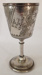 Goblet; Simpson Hall Miller & Co.; c1833; S79