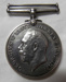 British War Medal 1914-18, Robert Andrews; 1919; 2017.34