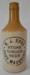 Ginger Beer Bottle, W J Ross; c1918-1920; 2018.14