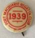 Badge, Port Macquarie Regatta Club; 1939; 2014.28