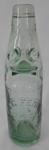 Soda Water Bottle, E G Fenn; 1905-1915; G117