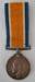 British War Medal 1914-18, Bert Fischer; W J Amor; 1921; 1468b