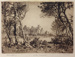 Etching, At Port Macquarie ; Lionel Lindsay; 1923; 466