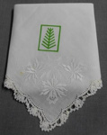 Handkerchief, Carnival of the Pines; c1970; 5542