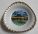 Souvenir Plate, Post Office Port Macquarie NSW; Westminster China; 1980s; 2012.08