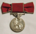 British Empire Medal, Minnie Downes; Royal Mint; c1976; 2009.13a