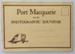 Postcard, Port Macquarie NSW Photographic Souvenir; c1937; 2018.87