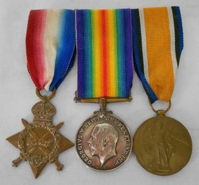 Victory Medal, Cecil Hawes; 1922; 27.90c
